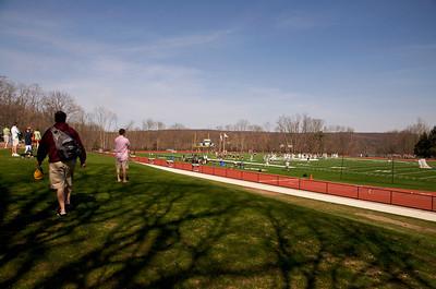Summit Varsity Lacrosse vs Delbarton 3-1 Apr3 @Delbarton