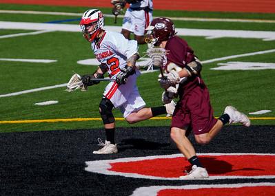 Summit Varsity Lacrosse vs Columbia 11-1 Apr 19 @ Maplewood