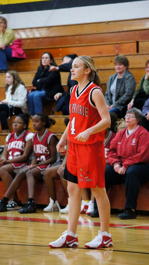 Sun Prairie Basketball 2010-11