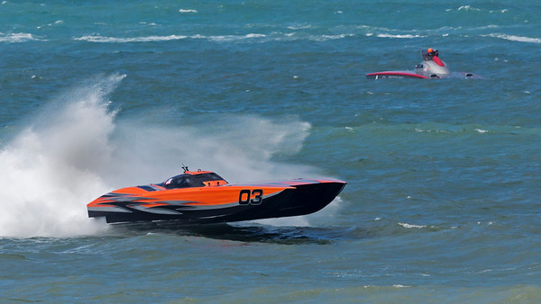 Super Boat International's Cocoa Beach, Florida