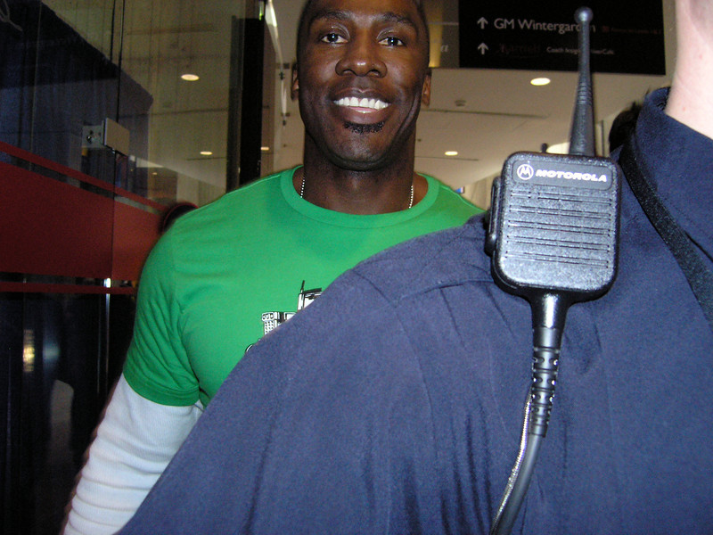 Shannon Sharpe is a funny guy!