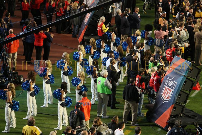 Colts Cheerleaders