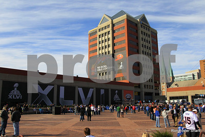 Super Bowl XLVI: NFL Experience & Super Bowl Village