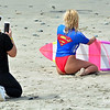 Ellie-Jean Coffey at the 2017 Supergirl Pro in Oceanside California