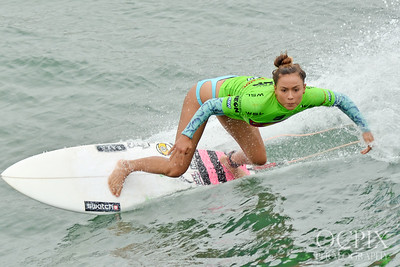 Tia Blanco at the 2018 Supergirl Pro in Oceanside