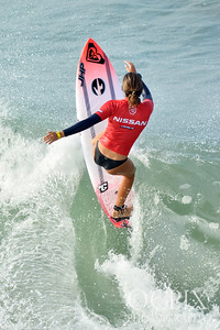 Sol Aguirre at 2019 Supergirlpro in Oceanside
