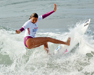 Kailani Johnson at 2019 Supergirlpro in Oceanside