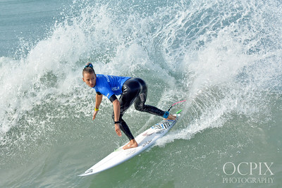 Maud Le Car at 2019 Supergirlpro in Oceanside