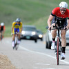 "Keith Bailey tries to catch his breathe while pedaling up a steep incline during the Superior Morgul time trials on Friday, May, 18, in Superior. For more photos of the game go to  <a href=""http://www.dailycamera.com"">http://www.dailycamera.com</a><br /> Jeremy Papasso/ Camera"