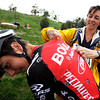 "Rosemary McKnight pins a bib number on her son Stuart McKnight before the start of the Superior Morgul time trials on Friday, May, 18, in Superior. For more photos of the game go to  <a href=""http://www.dailycamera.com"">http://www.dailycamera.com</a><br /> Jeremy Papasso/ Camera"