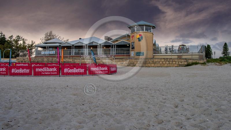 Wave Warriors Junior Challenge at Marmion Surf Club in Perth Western Australia.