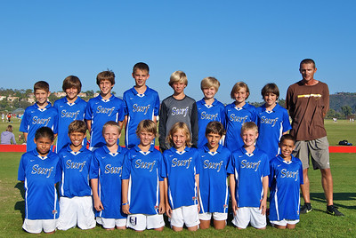 Boys Under 12 White