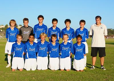 Boys Under 13 Premier