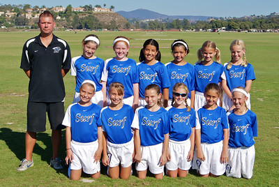 Girls Under-10 Blue