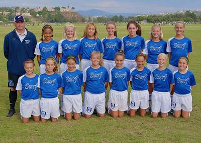 Girls Under 12 Blue