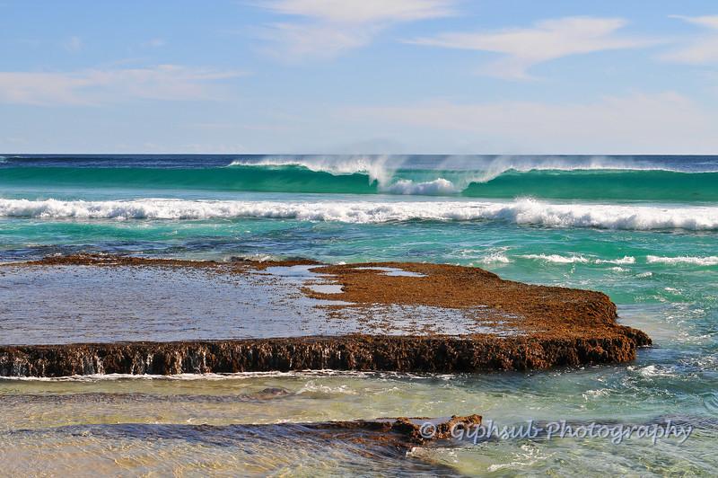 Rocky Break - Yallingup waves
