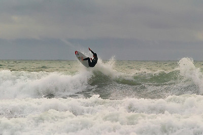 Surf at Gwithian