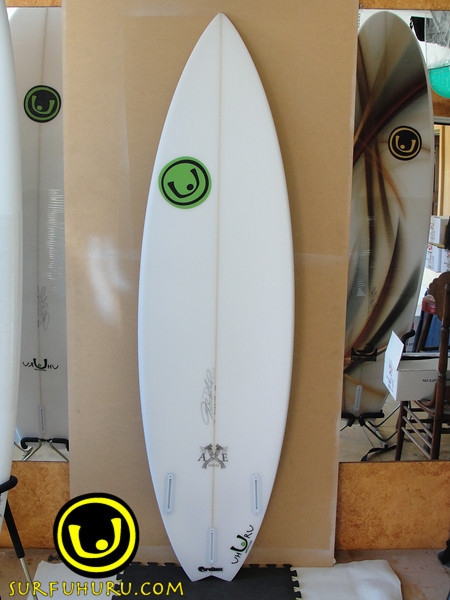 """6'2"""" AxE / Available @ SouthEnd Surf Shop / WB, NC"""
