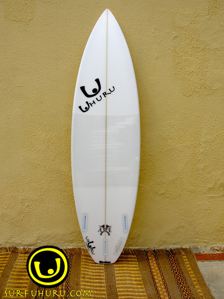 "6'0"" Axe Series for Alejandro Barrara"