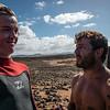 Yngwie Vanhoucke & Ivan Villalba - Playa Punta Gorda - Corralejo - Fuerteventura - España