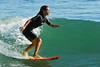 Surfera - Playa Punta Veleros - Los Organos - Piura - Peru