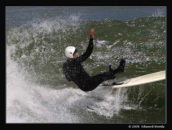 Surfing Pictures at Fort Point