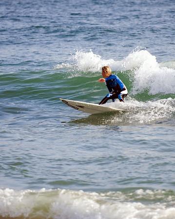 Surfing - Huntington Beach, 21 May 09