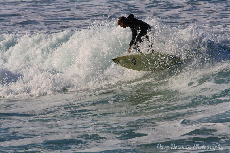 Surfing Oceanside
