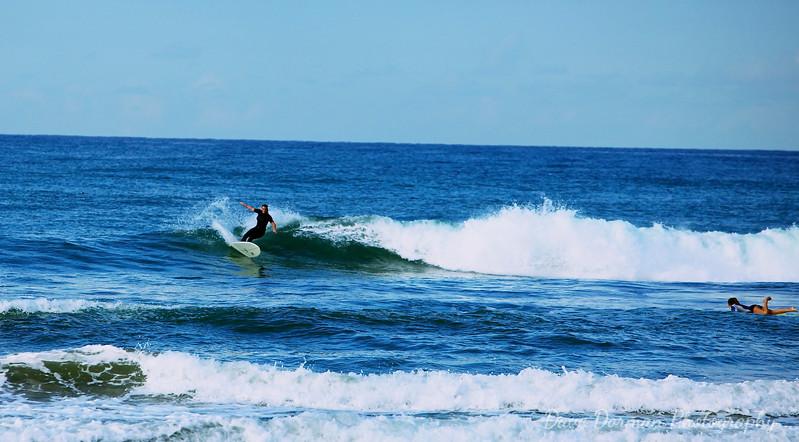 Surfing Oceanside