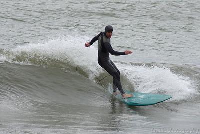 Surfing @ Presque Isle