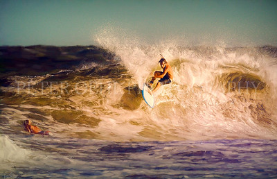 """""""Catching the wave"""""""