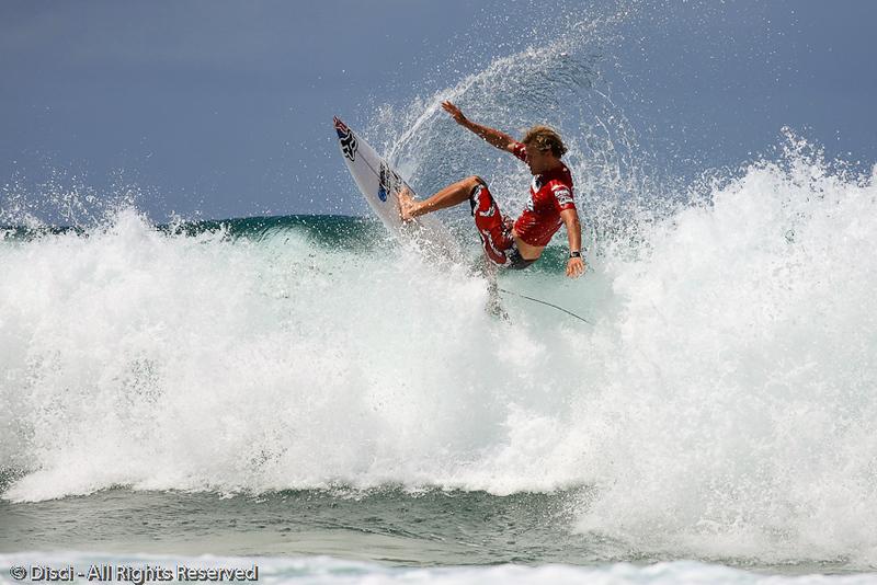 Surfing Photos - Breaka Burleigh Surf Pro, 20 February 2010.