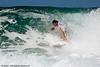 Nice tube ride, part 4 - Breaka Burleigh Surf Pro, 20 February 2010