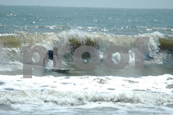 Hurricane Earl Surf