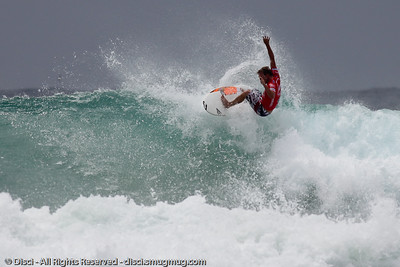 Taj Burrow - Quiksilver Pro, Snapper Rocks, 27 February 2010