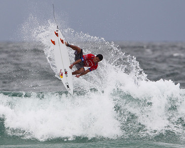 Adriano De Souza - Quiksilver Pro final day 2012; Snapper Rocks, Coolangatta, Gold Coast, Queensland, Australia; 04 March 2012. Photos by Des Thureson - disci.smugmug.com.