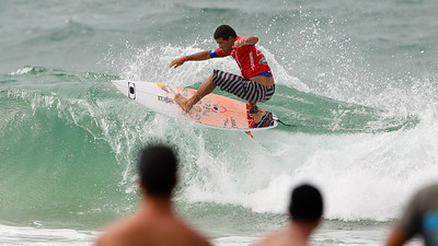 Adriano De Souza - Quiksilver Pro final day 2012; Coolangatta, Gold Coast, Queensland, Australia; 04 March 2012. Photos by Des Thureson - disci.smugmug.com.