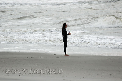 Kristin Tanner - Folly Beach Washout