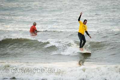 2015 SSC ESA Points Contest 2 - Folly Beach Washout