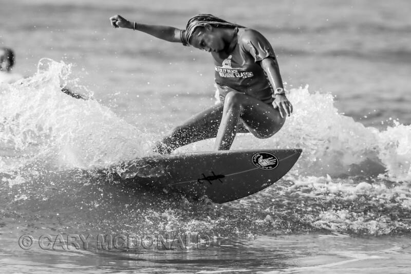 Anna Bloess 2019 - Wahine Classic Wahine Classic Surfing photos