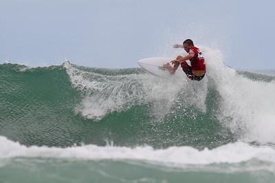 Makai McNamara (HAW) - Breaka Burleigh Surf Pro - Surfing; Burleigh Heads, Gold Coast, Queensland, Australia. Wednesday 8 February 2012. Photos by Des Thureson: http://disci.smugmug.com