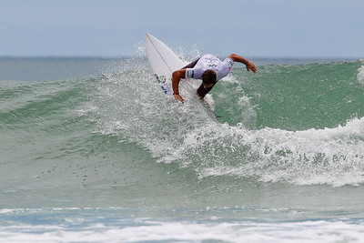 Logan Specht - Breaka Burleigh Surf Pro - Surfing; Burleigh Heads, Gold Coast, Queensland, Australia. Wednesday 8 February 2012. Photos by Des Thureson: http://disci.smugmug.com