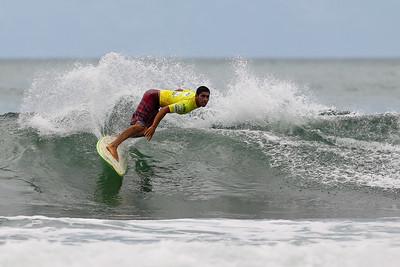 Kenny Turk - Breaka Burleigh Surf Pro - Surfing; Burleigh Heads, Gold Coast, Queensland, Australia. Wednesday 8 February 2012. Photos by Des Thureson: http://disci.smugmug.com
