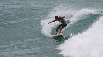 Surfing Burleigh, Gold Coast, Queensland, Australia; Wednesday 30 December 2015. Photos by Des Thureson - http://disci.smugmug.com