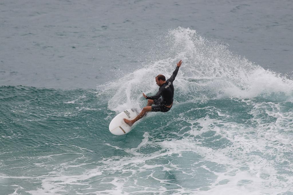 """Surfing Burleigh, Gold Coast, Queensland, Australia; Wednesday 30 December 2015. Photos by Des Thureson - <a href=""""http://disci.smugmug.com"""">http://disci.smugmug.com</a>"""