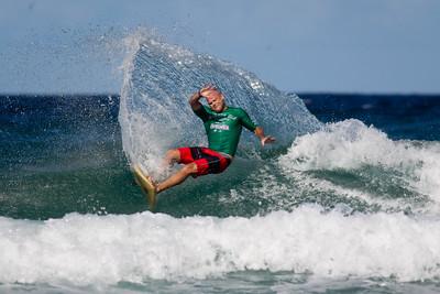 2014 17th Annual Burleigh Boardriders' Single Fin Festival - Surfing