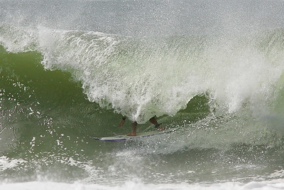 Surfing Burleigh & Snapper Rocks in big swell, 22 April 2009; Gold Coast, Queensland, Australia. Photos by Des Thureson:  http://disci.smugmug.com.