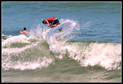 Afternoon at St. Augustine Beach. Six shot sequence.  #2