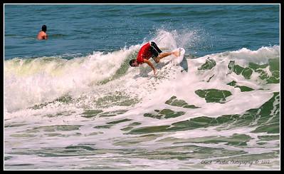 Afternoon at St. Augustine Beach. Gabe Kling.