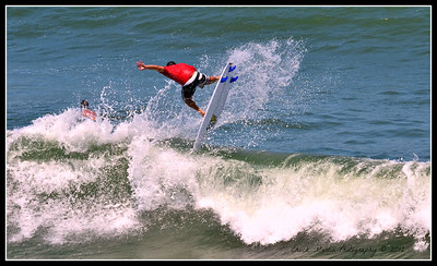 Afternoon at St. Augustine Beach. Six shot sequence.  #3